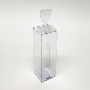 Heart box 40x40x127mm [A13]